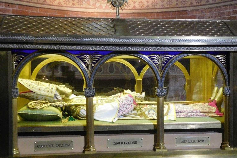 Morte di Mons. Scalabrini
