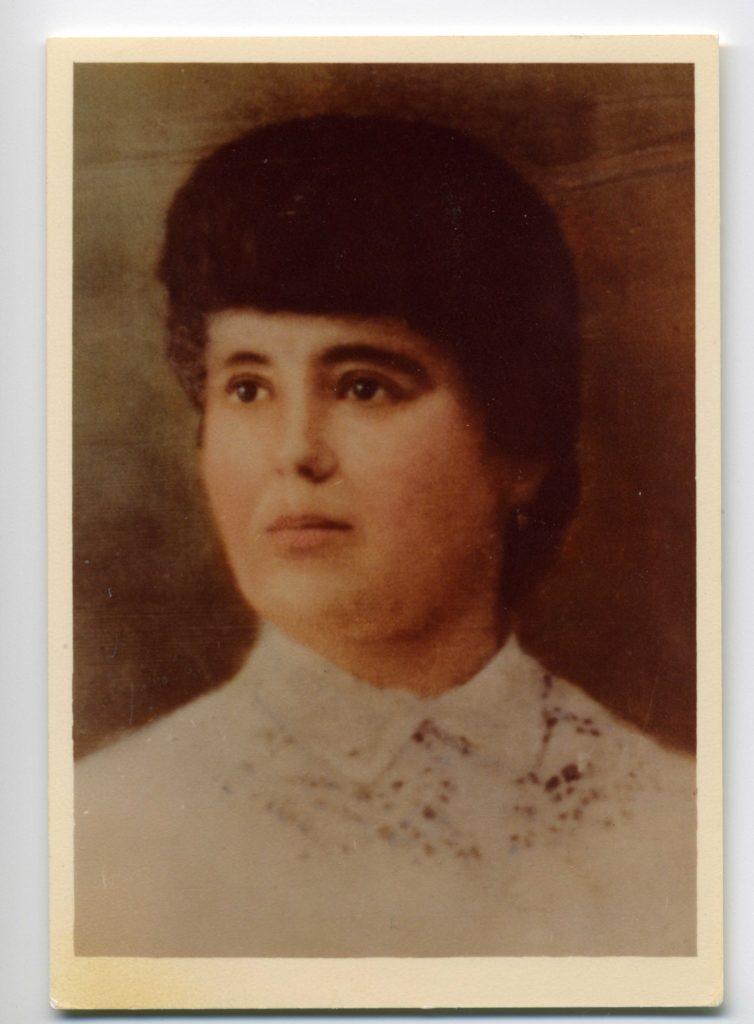 Clelia atten år gammel