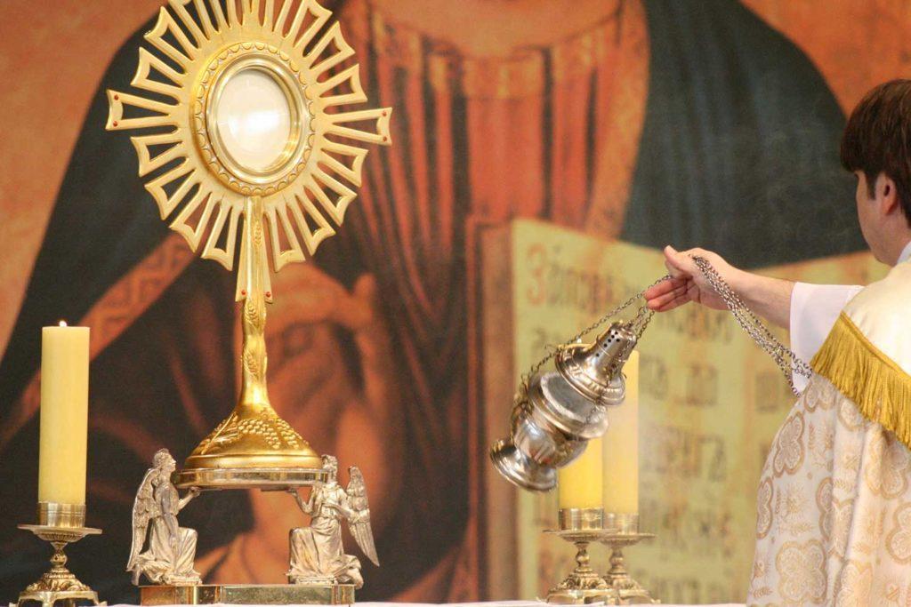 Eucaristia - Madre Clélia Merloni