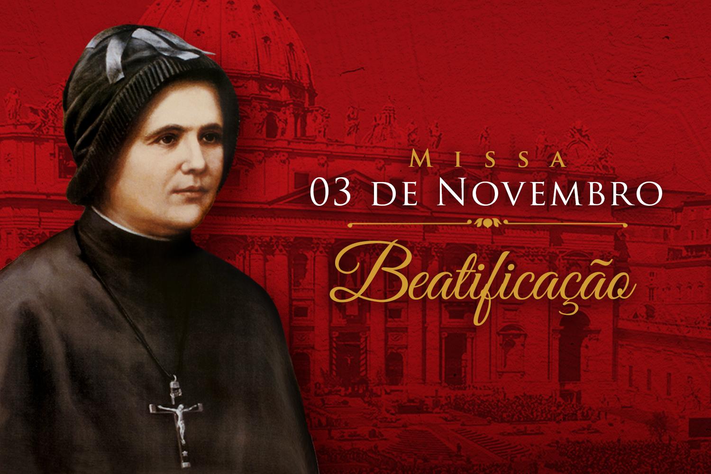 Missa Beatificação Madre Clélia
