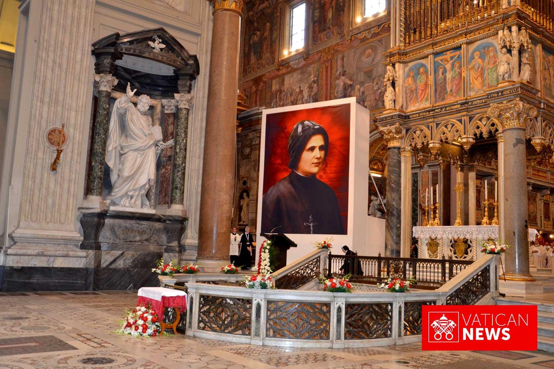 vatican-news - Beatificazione Madre Clelia