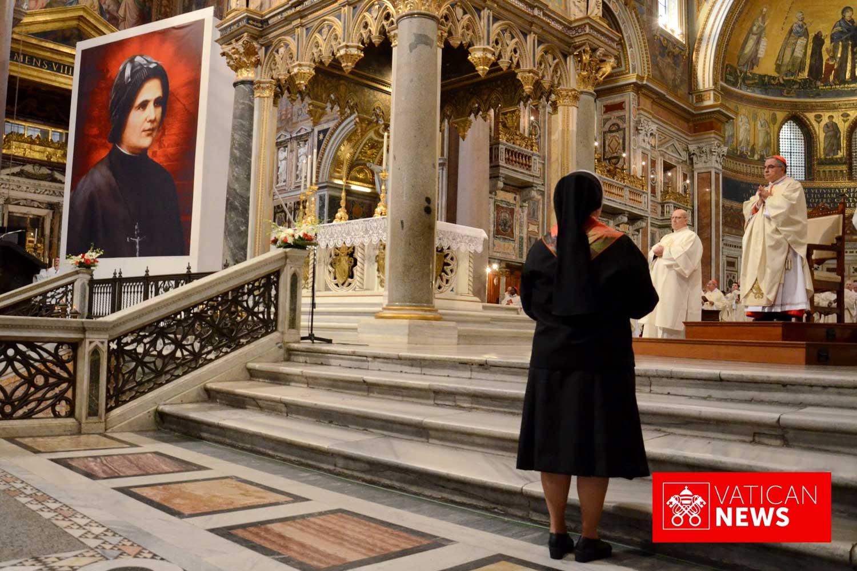 vatican-news - Mother Clelia Merloni